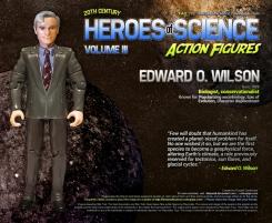 Edward O Wilson is a pretty smart guy